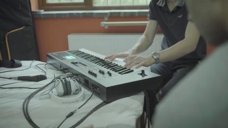 JUNO-DS 合成器使用场景-4  连接电脑使用DAW制作音乐