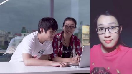 【sch】外国留学生看中国抖音热门视频 reaction