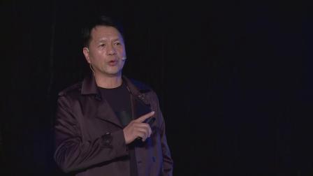 禅 — 空间外的空间:何武贤 @ TEDxBeijing