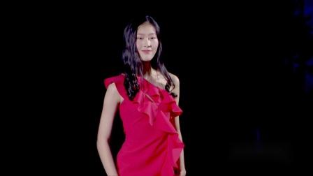 张家瑶 - 2018第八届东方时尚中国模特大赛