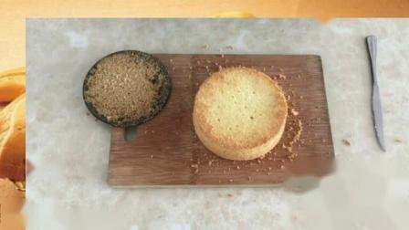 蛋糕胚的制作方法 烤戚风蛋糕 格兰仕光波炉制作蛋糕