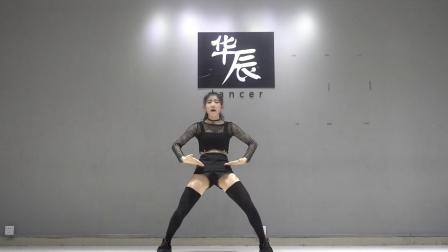适合零基础女生跳的爵士舞+分解视频 深圳华辰舞蹈