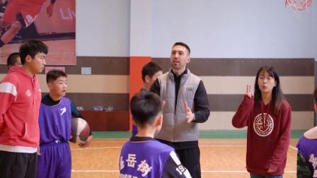 盛岳俊树青少年篮球