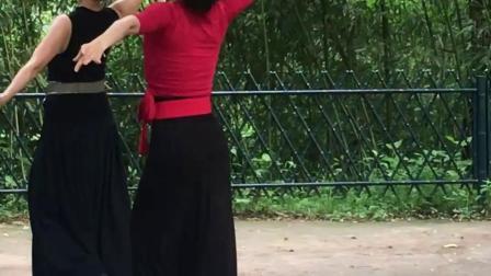 舞蹈《在那东山顶上》2018.07.01