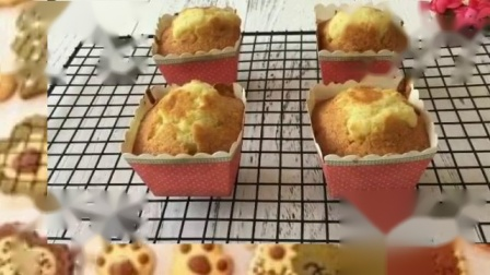 做蛋糕视频教程20分钟 简单自制生日蛋糕 蛋糕师傅培训学校