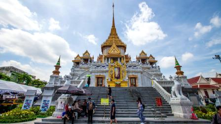 Thailand Temple time-lapse photography2