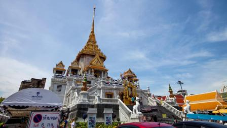 Thailand Temple time-lapse photography