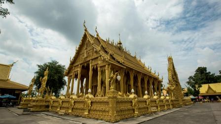 Thailand Temple time-lapse photography4