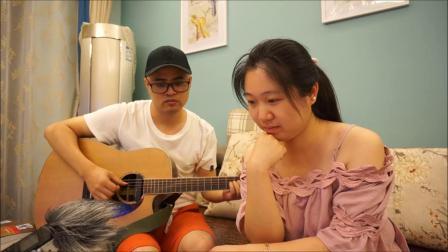 【Kevin出品】与学员合作吉他弹唱 星月神话(Kevin、鈡瑶)