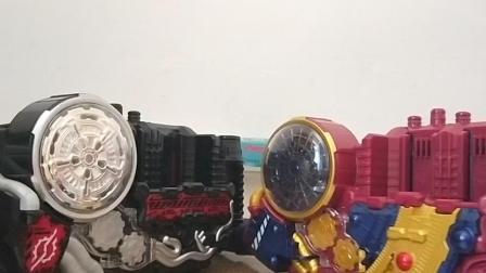 哈哈哈哈哈哈哈!黑洞火星生命体 假面骑士build evol腰带 进化扳机介绍评测演示