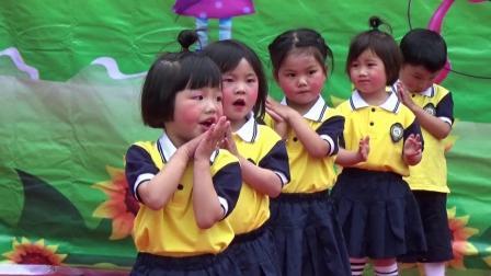 大雪山镇红苹果幼儿园2018庆六一文艺汇演