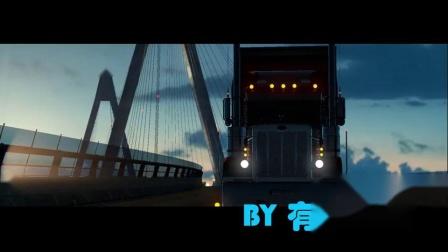 ETS2 欧洲卡车模拟2 广州—上海—江苏高邮—福建邵武 中国地图 娱乐 T300RS_高清