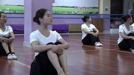 2018社旗县小叮当艺术中心教师培训课