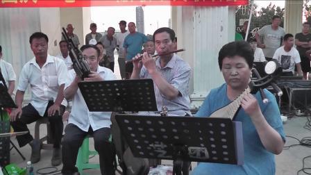 鲅鱼圈老年艺术团 民乐合奏:花好月圆 指挥:陈铁华