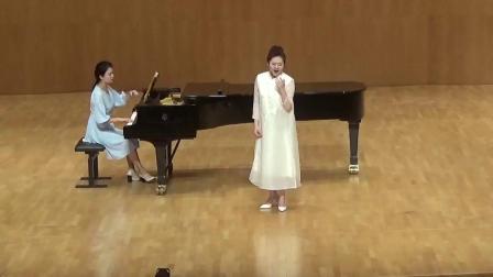 《莲灯》选自歌剧《林徽因》演唱:许立思 钢琴:任卓