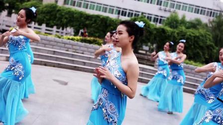 咸阳师范学院音乐学院18届舞蹈毕业晚会宣传片—《我们》