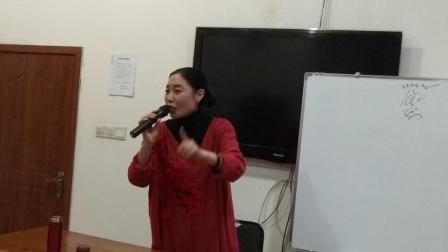 龙宝玲老师教唱《到底人间欢乐多》