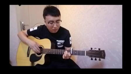 陈亮-《无题》-吉他指弹