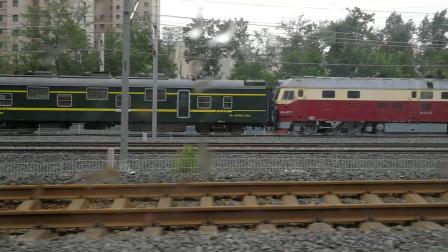 2590皇姑屯-大成区间强行超车K7328 京哈下行K517通过