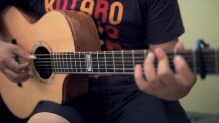 娜塔莎JC5吉他演奏《驴得水》主题曲《我要你》指弹版—小NO师傅改编