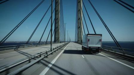 斯堪尼亚卡车驾驶员大赛宣传片