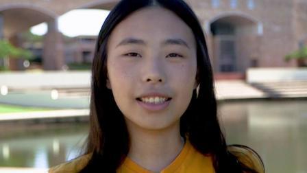 邦德大学每周之星—来自中国的会音乐会体育的工科女生Joey