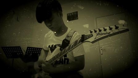 电吉他独奏圣斗士冥王篇《地球仪》