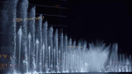永利皇宮︱表演湖