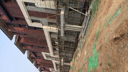 郑州绿地香颂欧文斯文化砖外墙效果