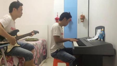 春风十里吉他钢琴弹唱