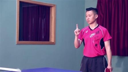 【乒乓找教练】224 怎样能让身体更有效的向前发力?