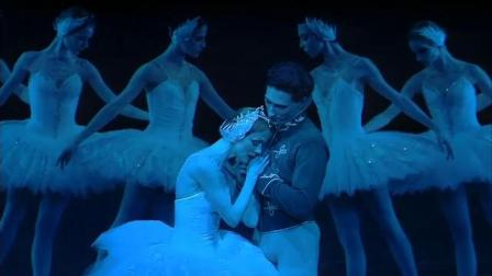 芭蕾 天鹅湖 白天鹅双人舞 Scherzer & Matz 柏林歌剧院芭蕾舞团 1998