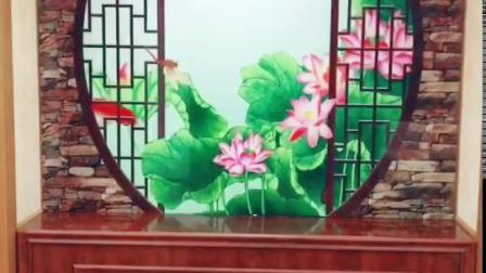 广东中和医疗投资集团董事长办公室改造后的模样!