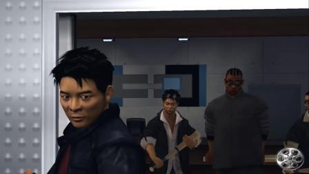 PS2 李连杰《荣誉之战》全流程