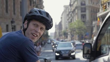 Kirt Voreis Rides Street & Dirt in Barcelona - Pinkbike