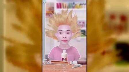 【小熙解说】模拟理发师 作为屌德斯的专业造型师就是要设计出绝妙的发型!