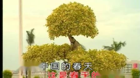中国的春天