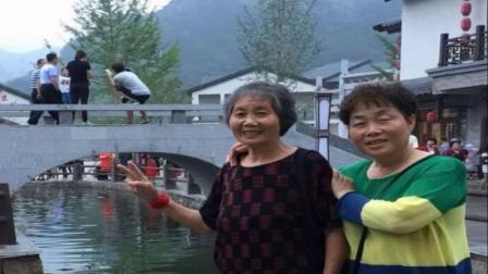竹友,舞友好姐妹游冀州