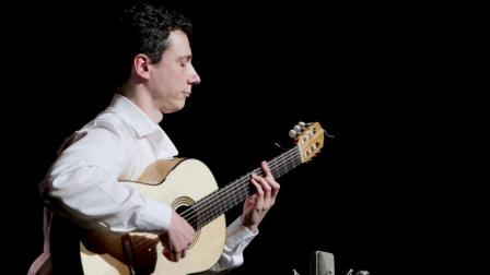 Grisha Goryachev弗拉门戈吉他演奏