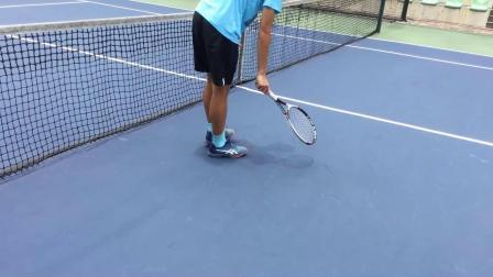 ATP网球世界视频:Oscer的练习赛