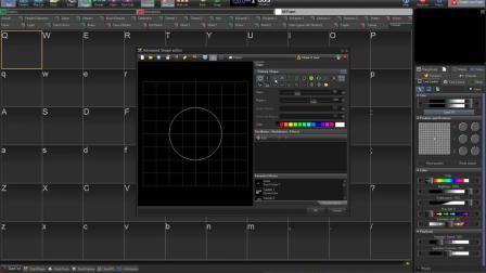 Laser Show Software - BEYOND Laser Beam Cue Creation Tutorial 光束节目创作 (part 1)