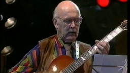 Jim Hall, Joe Lovano - Umbria Jazz 1996 爵士.吉他.Sax