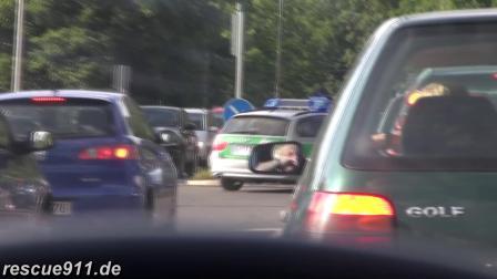 Polizei Erlangen Zusammenschnitt