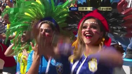 世界杯球迷集锦 美女篇