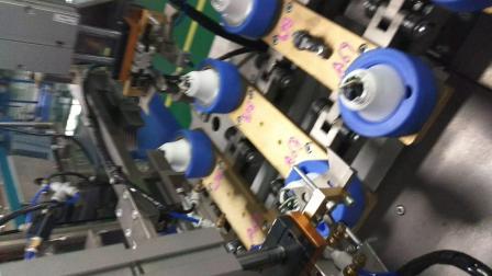 LED球泡灯自动组装生产线(新和自动化 小朱13560673931)