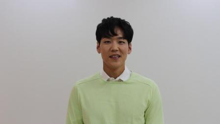 音乐剧演员KAI为韩乣利院长全新挑战送上祝福~