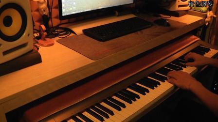 《穿越时空的思念》夜色钢琴曲 赵海洋钢琴演奏视频