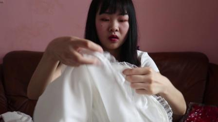 三斤| go girl go 桥花网红店复古法式风格对比外贸店 同款测评