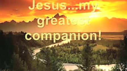 JesusIsAllThe World To Me