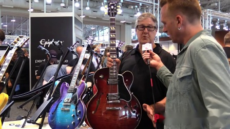 SNAMM '18 - Gibson 2019 Guitar Line Preview